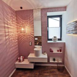 Badezimmer-Komplettdesign Michaela Dell