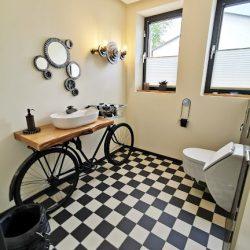 Badezimmer Einrichtung - Raumgestaltung by Michaela Dell
