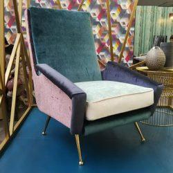 Sessel Möbelbau
